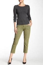 Cj By Cookie Johnson Command Cropped Jean Green