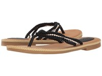 Sperry Anchor Coy Black Women's Sandals