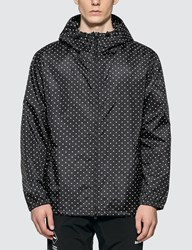 Sophnet. Allover Dot Windbreaker Black