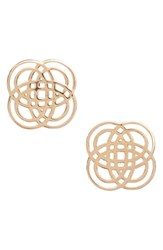 Ginette_Ny Ginette Ny Purity Stud Earrings