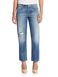 Mother The Loosey Straight Leg Jeans Always Look Twice