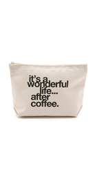 Dogeared Life After Coffee Pouch