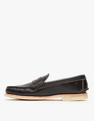 Quoddy True Penny Loafer In Black