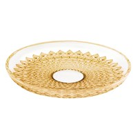 Lalique Rayons Bowl Gold Luster