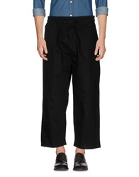 Blood Brother Casual Pants Black