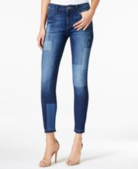 M1858 Kristen Two Tone Rita Wash Skinny Jeans Only At Macy's