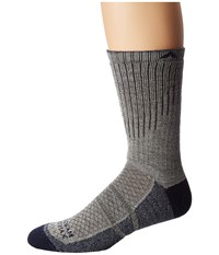 Wigwam Cool Lite2 Hiker Pro Crew Light Grey Crew Cut Socks Shoes Gray