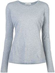 Adam By Adam Lippes Round Neck Long Sleeved Top 60