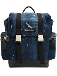 Dsquared2 'Donald' Backpack