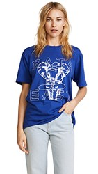 Baja East Elephant Tee Midnight