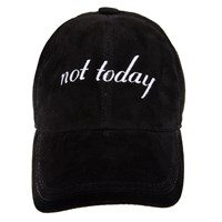 Bassigue Not Today Black