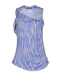 Guess By Marciano Tops Azure
