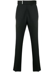 Tom Ford Classic Tailored Trousers Black