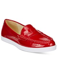 Wanted Tabor Loafers Women's Shoes Red