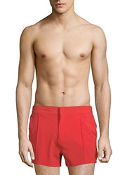 2Xist Yacht Swim Shorts Poppy