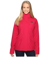 The North Face Boundary Triclimate Jacket Cerise Pink Women's Coat
