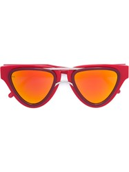 Smoke X Mirrors Sodapop V Sunglasses Red