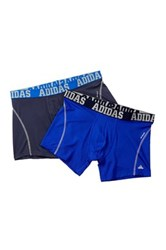 Adidas Sport Trunk Pack Of 2 Blue
