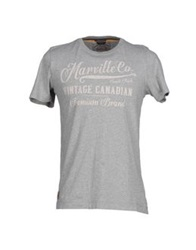 Marville T Shirts Coral
