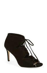 Women's Via Spiga 'Vibe' Lace Up Pump 3 1 2' Heel