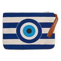 Atozgreek Summer Clutch The Evil Eye