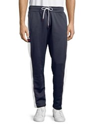 Nautica Active Fit Signature Knitted Pants Navy