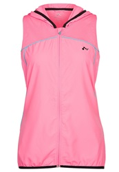 Only Play Waistcoat Neon Pink