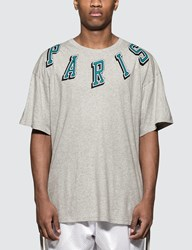 Faith Connexion Paris Laced S S T Shirt