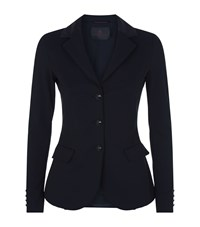 Cavalleria Toscana Fitted Riding Jacket Black
