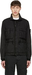 Stone Island Black Pockets Jacket
