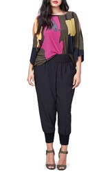 Rachel Roy Plus Size Women's Pull On Pants