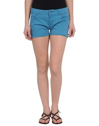 Franklin And Marshall Denim Denim Shorts Women Pastel Pink