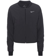 Nike Aerolayer Bomber Jacket Grey