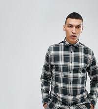 Selected Homme Slim Fit Check Shirt Rosin Blue