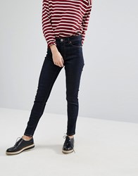 Monki Oki Jean Blue Dark Navy
