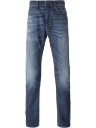 Levi's Made And Crafted 'Tack Slim Operator' Jeans Blue
