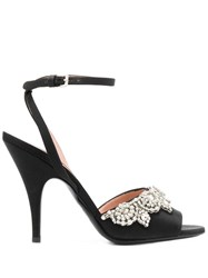 Moschino Bejeweled High Heel Sandals 60