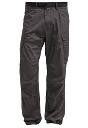 G Star Gstar Rovic Belt Loose Cargo Trousers Raven Grey
