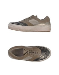 Henry Beguelin Low Tops And Trainers Grey