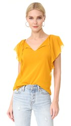 Fuzzi Short Sleeve Blouse Incas