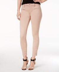 Guess Athletic Jeggings Dusty Pink Overdye Wash