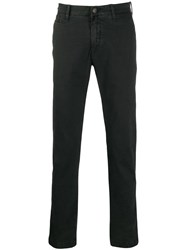 Jacob Cohen Classic Chinos Black