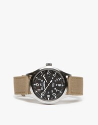 Timex Expedition Scout In Black
