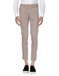 Henry Smith Casual Pants Dove Grey