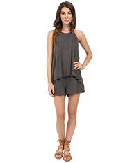 Lamade Sisi Romper Raven Women's Jumpsuit And Rompers One Piece Black