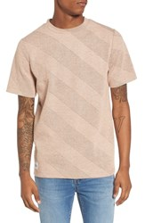 Native Youth Biota T Shirt Coral