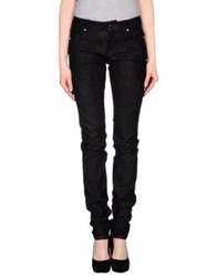Blugirl Blumarine Denim Pants Black