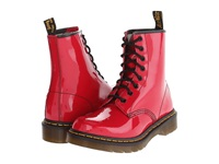 Dr. Martens 1460 W Red Patent Women's Lace Up Boots