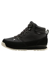 The North Face Back To Berkeley Redux Walking Boots Tnf Black Vinta