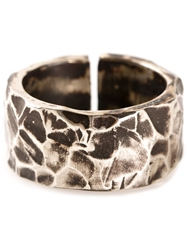 Henson Split Ring Metallic